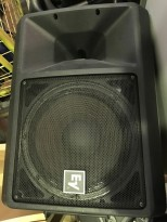ElectroVoice EV SRX100+ PA-høyttaler fulltone, pent brukt