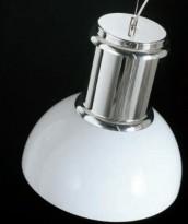 Kreadesign 71956 Artika 300 CR taklampe / pendellampe i krom, Ø=30cm, NY / UBRUKT