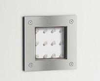 Kreadesign 93000 REK, LED-lampe / LED-spot for innbygging, kan brukes utendørs, NY / UBRUKT