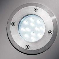 Kreadesign 93001 REK Tondo, LED-lampe / LED-spot for innbygging, kan brukes utendørs, NY / UBRUKT