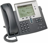 IP-telefon, Cisco IP Phone 7942 series, CP-7942G, pent brukt