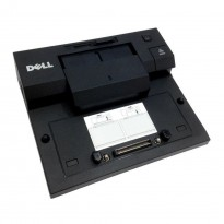 Dell Docking-stasjon E-port / PR03X til Dell bærbar PC, pent brukt