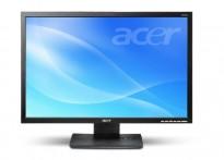 Flatskjerm til PC: Acer V223W, 22toms, 1680x1050, VGA/DVI, pent brukt