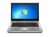 Bærbar PC: HP Elitebook 8460P Core i5-2540M 2,6GHz / 260GB SSD / 2GB / 14toms, pent brukt