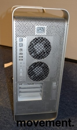 Apple Power Mac G5, PowerMac 7,2, G5 1,6/4GB/80GB/GeForce FX5200, A1047 EMC 1969, pent brukt bilde 3