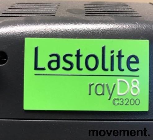 Fotolys / fotolampe /  Spotlight, Lastolite RayD8 C3200 på stativ, pent brukt bilde 2