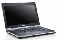 Bærbar PC: Dell Latitude E6430, Core i7-3520M 2.9GHz, 4GB ram, 500GB HDD, 14toms, pent brukt