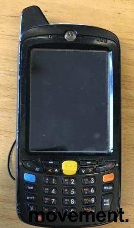 Håndholdt PC / håndterminal: Motorola N410, dockingstasjon til bil følger med, pent brukt bilde 6