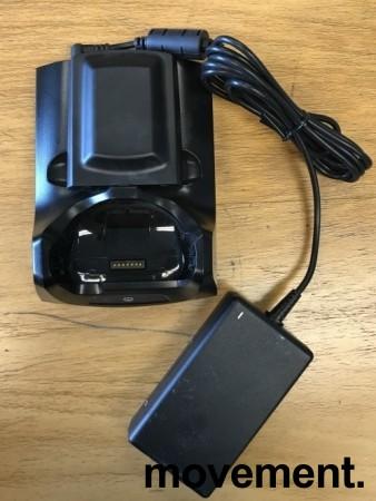 Håndholdt PC / håndterminal: Motorola N410, dockingstasjon til bil følger med, pent brukt bilde 4