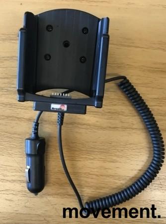 Håndholdt PC / håndterminal: Motorola N410, dockingstasjon til bil følger med, pent brukt bilde 3