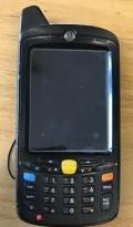 Håndholdt PC / håndterminal: Motorola N410, dockingstasjon til bil følger med, pent brukt