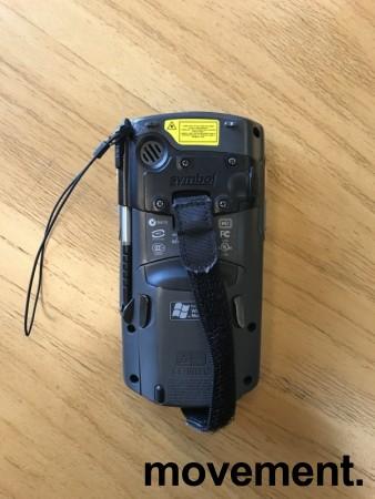 Håndholdt PC: Motorola Symbol N410, designet for Windows mobil, lader følger ikke med, Pent Brukt bilde 2