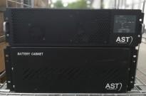 Avbruddssikring strøm: AST A3 On-Line UPS 3000VA/2100W R/T, UPS, pent brukt