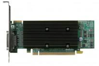 Matrox M9140, Grafikkkort, 512MB minne, 4xDVI, 1920x1200, low profile, uten kabel, pent brukt