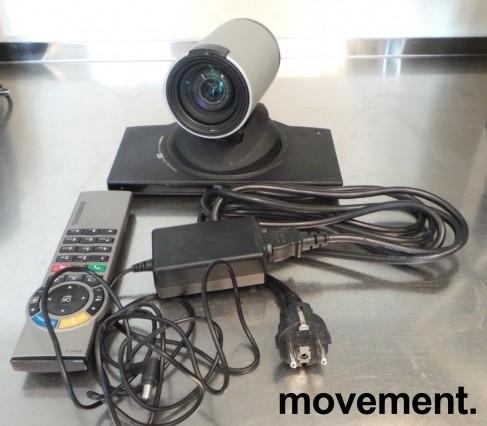 Tandberg TTC8-01, Videokonferanse kamera, pent brukt. bilde 5