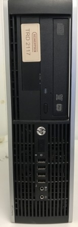HP Compaq Elite 8300 SFF, Core-i7 3770, 3.4GHz, 8GB RAM, USB3.0, 500GB HD, nVidia NVS 300, pent brukt. bilde 2