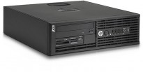 Stasjonær PC / Workstation fra HP: Z220, Core i5-3470 QuadCore 3.2GHz / 250GB HDD / 12GB RAM / Quadro 600, pent brukt