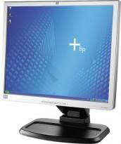 HP 19toms LCD skjerm til PC, L1940T, med tilt og USB-hub, DVI/VGA, 1280x1024, pent brukt