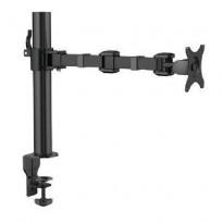 Skjermfeste / leddet arm for flatskjerm med bordfeste, Loctek, DLB111, NY/UBRUKT