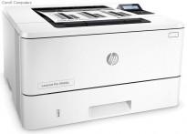 Hewlett-Packard Laserjet M402d / C5F92A, monokrom laser, kun 7500 sider skrevet, pent brukt