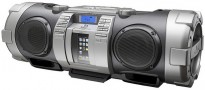 JVC Boomblaster JVC RV-NB70B med Apple 30pin docking, pent brukt