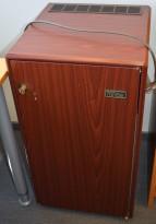 Minikjøleskap / Retro minibar fra Electrolux, 42cm bredde, 77,5cm høyde, pent brukt