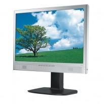 Flatskjerm til PC: Benq T241WA, 24toms, 1920x1200, VGA, høyttalere, pent brukt