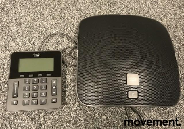 Cisco konferansetelefon CP-8831 Unified IP Conference Phone, pent brukt bilde 2