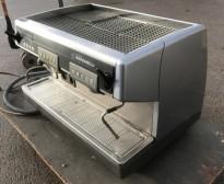 Espressomaskin for bar/restaurant: Nuova Simonelli Aurelia V GR2, 79cm bredde, pent brukt NY PRIS