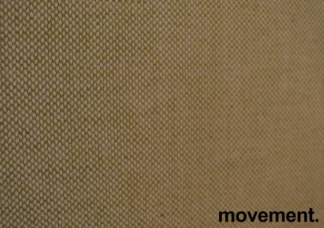 Bordskillevegg i grønt / grått stoff fra Horreds, 200x60cm, pent brukt bilde 2