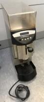 Kaffekvern / espressokvern fra Nuova Simonelli, modell Mythos, pent brukt