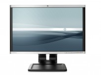 Flatskjerm til PC: HP LA2205wg, IPS, LED, 22toms, 1680x1050, VGA/DVI/DP/USB