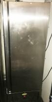 Tefcold Kjøleskap 68cm bredde i rustfritt stål, for storkjøkken, 188cm høyde, pent brukt