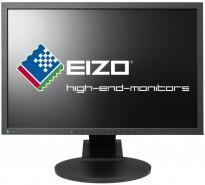 Flatskjerm til PC: Eizo FlexScan S2201W, 22toms, 1680x1050, VGA/DVI/USB/TILT, pent brukt