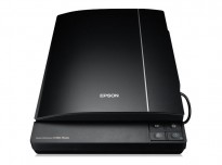 Epson V330 Photo Scanner flatbed, 4800 x 9600 dpi, USB / WIN10 støtte, pent brukt