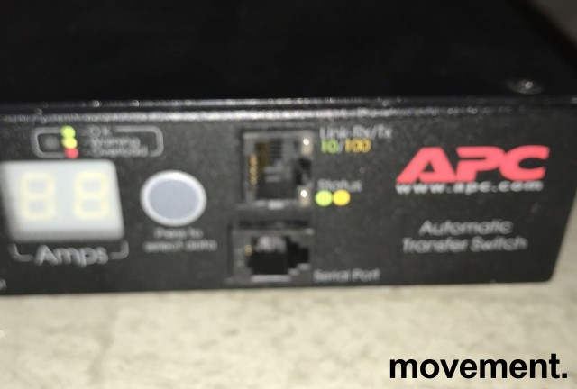 apc automatic transfer switch pdf