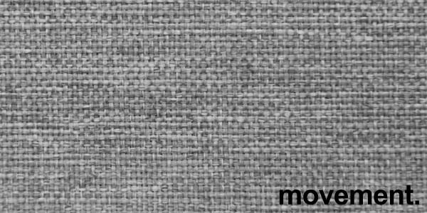 Skillevegg i grått stoff, 80cm bredde, 180cm høyde, NY/UBRUKT bilde 3