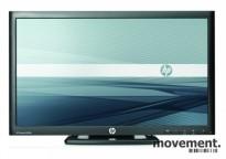 LED-skjerm til PC: HP modell LA2306X 23toms Wide, 1920x1080 Full HD, VGA/DVI/DP, pent brukt