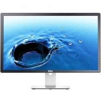 Flatskjerm til PC: Dell Professional 22toms P2214Hb, 1920x1080 Full HD, LED, DP/DVI/VGA/USB/TILT/SWIVEL, OBS! Riper i skjerm
