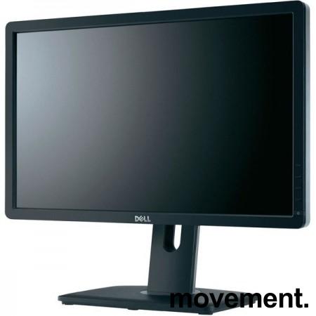 Dell Ultrasharp 22toms U2212HMc, 1920x1080 Full HD, LED, DP/DVI/VGA/USB/TILT/SWIVEL, pent brukt