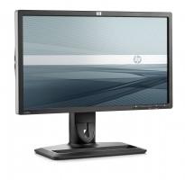 Flatskjerm til PC: HP ZR22W, 22toms, 1920x1080 FULL HD, VGA/DVI/DPI/USB, pent brukt