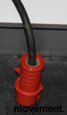 Bravilor Bonamat Matic Twin, dobbel kaffetrakter, for 3fas 4650W, fast vanntilkopling , pent brukt bilde 4