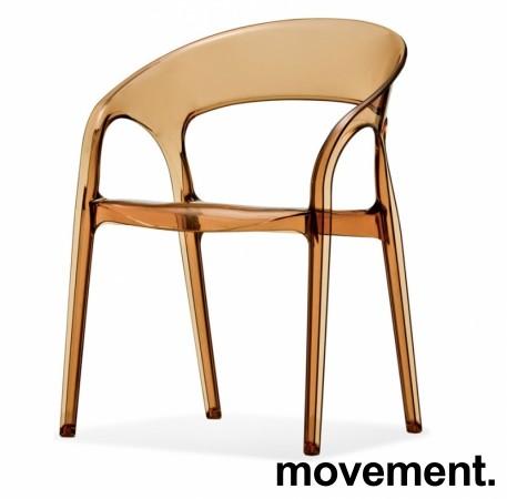 Kafestol / stol for uteservering, Pedrali modell Gossip, noe bruksslitasje bilde 1