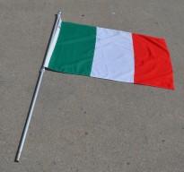 Balkongflagg Italia 100cm, pent brukt