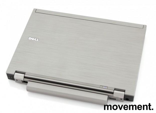 Bærbar PC: Dell Latitude E6410, Core i7-640M 2,8GHz, 4GRAM / 320GB HDD, 1440x900, pent brukt bilde 2