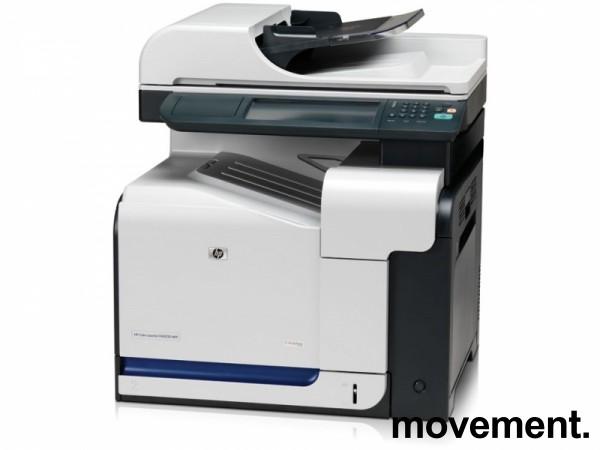 HP Color Laserjet CM3530 MFP, multifunksjonsskriver / fargelaser fra Hewlett-Packard, pent brukt bilde 1