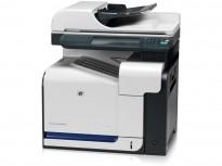 HP Color Laserjet CM3530 MFP, multifunksjonsskriver / fargelaser fra Hewlett-Packard, pent brukt
