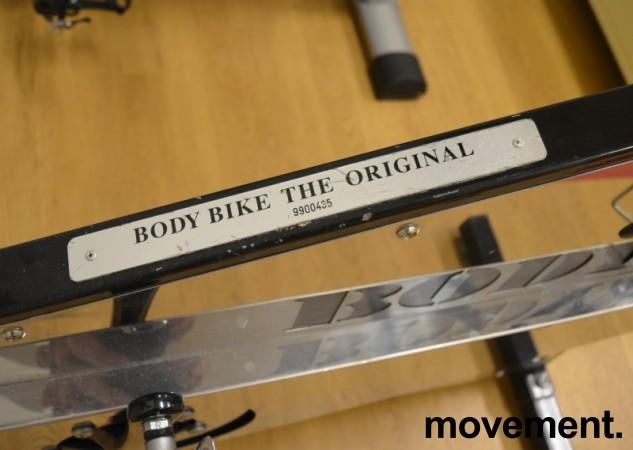 Treningssykkel / spinningsykkel Body Bike The Original, pent brukt bilde 2