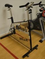Treningssykkel / spinningsykkel Body Bike The Original, pent brukt