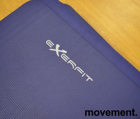 Exerfit treningsmatter, 11stk selges samlet, pent brukt bilde 2